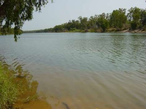 McArthur River atBoroloola